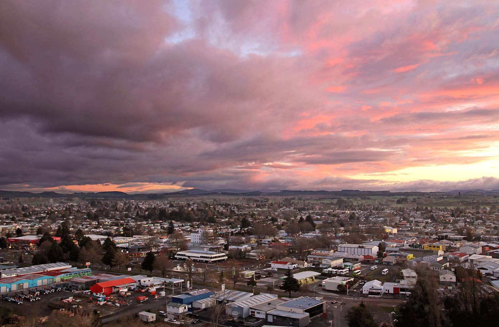 The South Waikato town of Tokoroa is open for business investment.